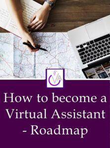 How to become a virtual assistant roadmap